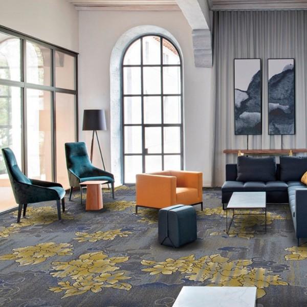 酒店地毯 宾馆地毯 包厢地毯 印花地毯 尼龙地毯 餐厅地毯 大堂地毯