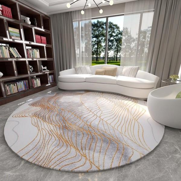 B004-书房-手工地毯