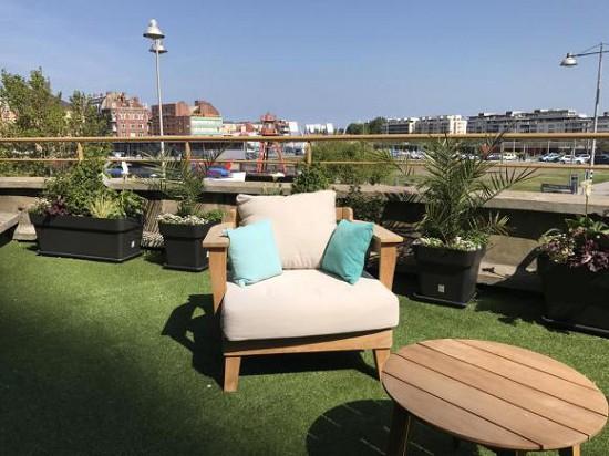 人造草坪 家用地毯 阳台地毯