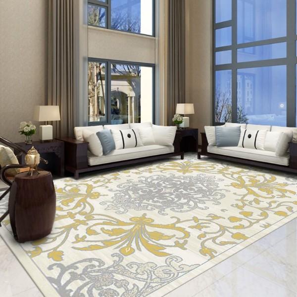 B650-客厅-手工地毯