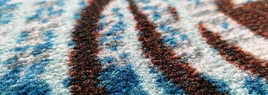 尼龙印花 酒店地毯 多彩细节3