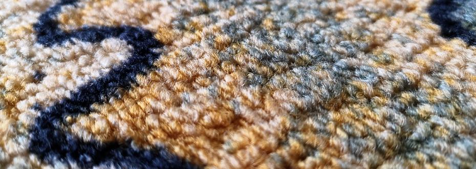 印花地毯 流泉 细节1