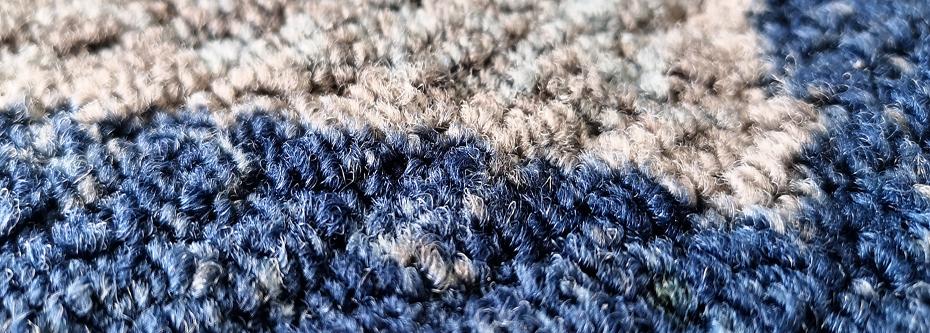 印花地毯 流泉 细节2