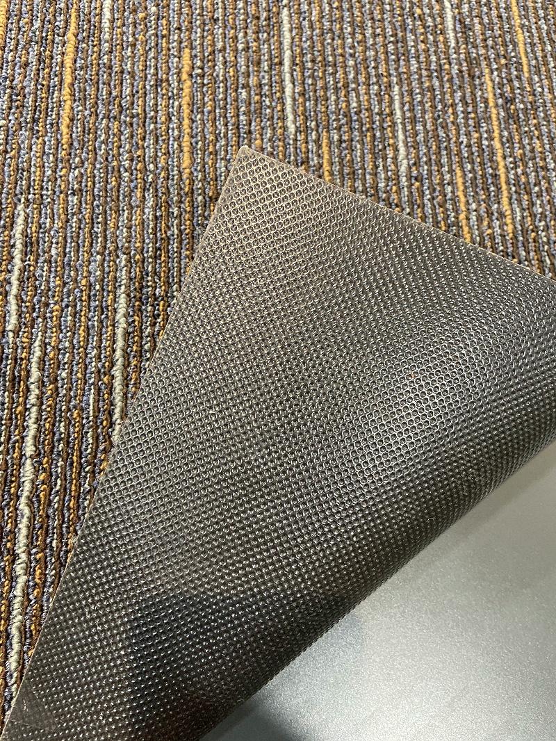 方块毯 PVC底 方块毯