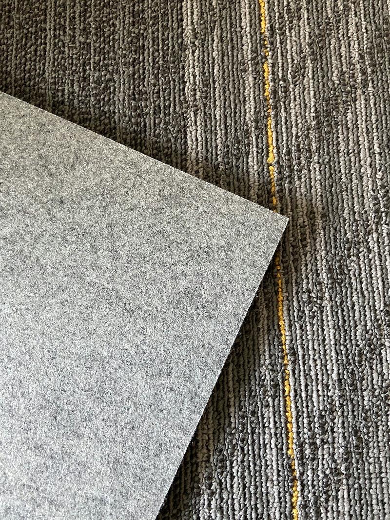 无纺布地毯 方块毯
