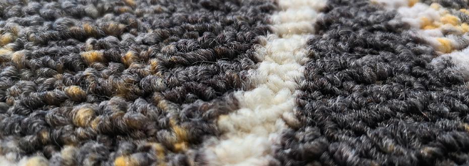 印花地毯 细节2