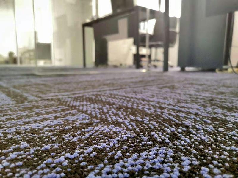 钻石地毯 办公地毯清洁维护