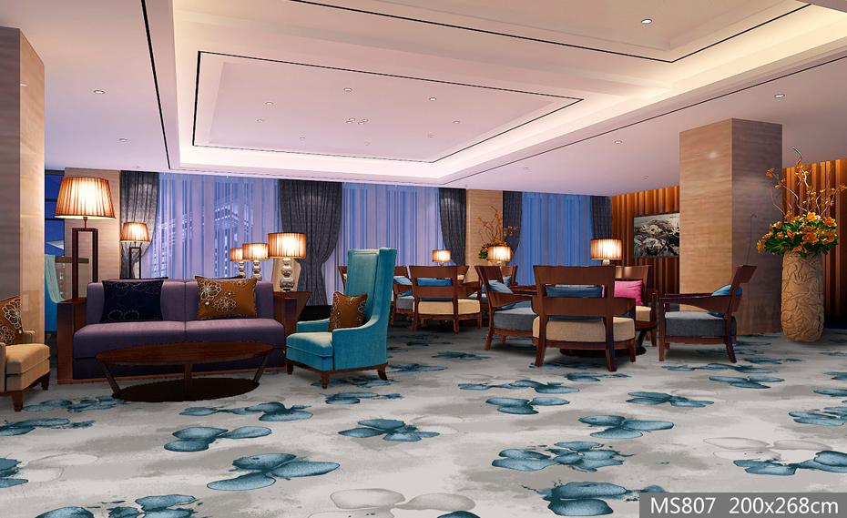 酒店地毯 宴会厅地毯