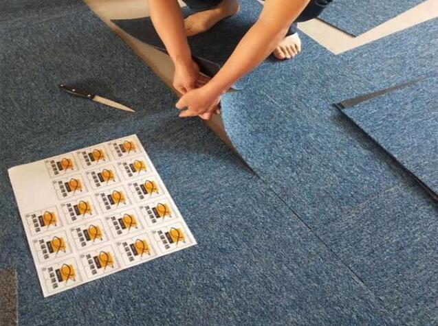 钻石地毯 方块地毯 办公地毯 地毯批发