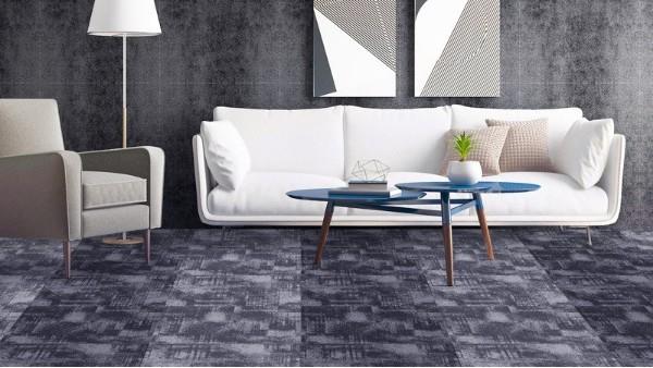 办公室地毯——铺设PVC方块地毯的好处