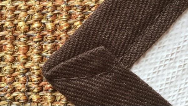 家用地毯的三种包边装饰风格