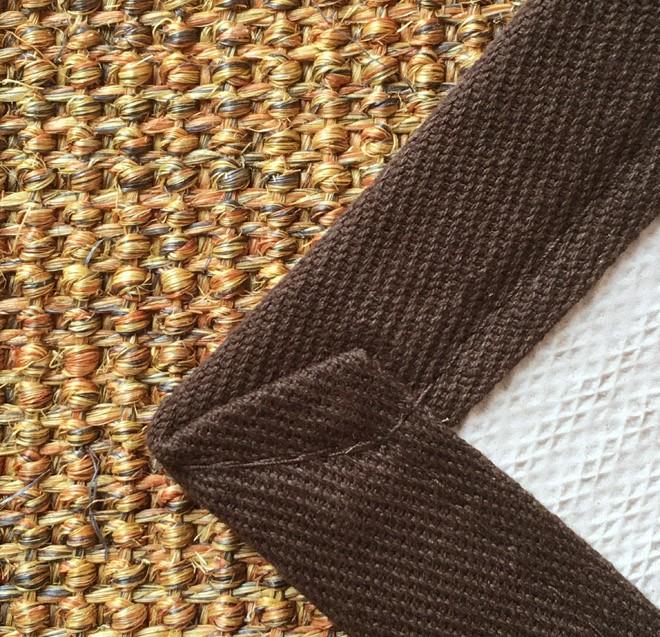 钻石地毯 地毯布包边
