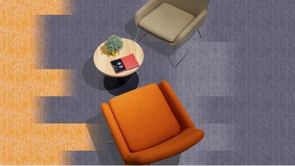麦瑞可地毯——办公室地毯选色和方块地毯的颜色搭配