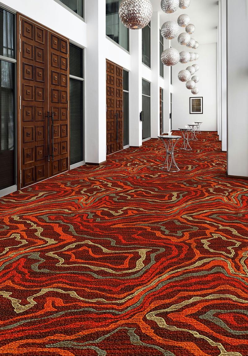 印花地毯 尼龙地毯