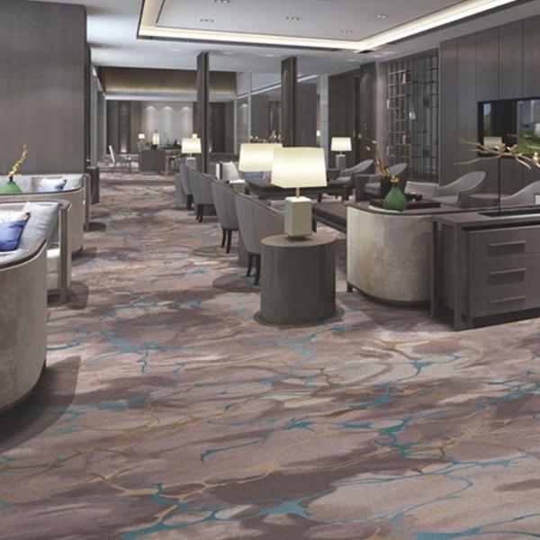酒店地毯大堂地毯-高清印花地毯-NXD12