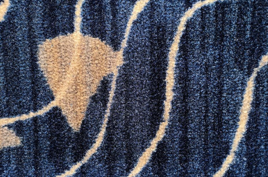 高清印花毯面