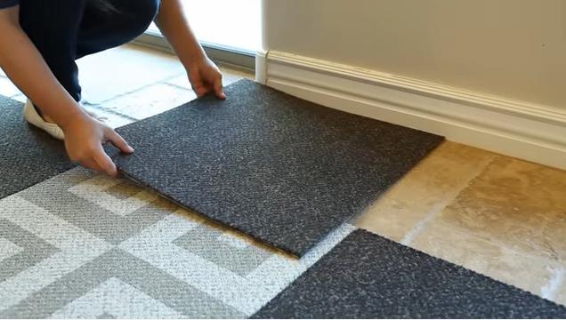 钻石地毯 地毯材质