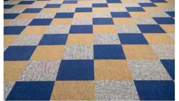 新发现!地面铺设方块地毯,可以有效减少医院的环境压力