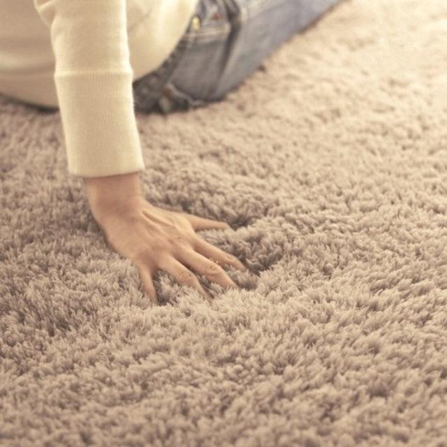 钻石地毯 卧室地毯 家装地毯 柔软地毯