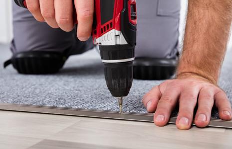 钻石地毯精确施工减少损耗