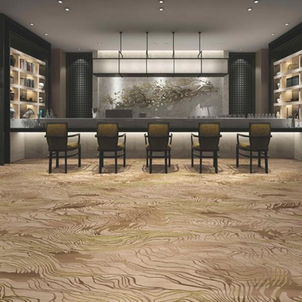 酒店地毯大堂地毯-高清印花地毯-NAC11