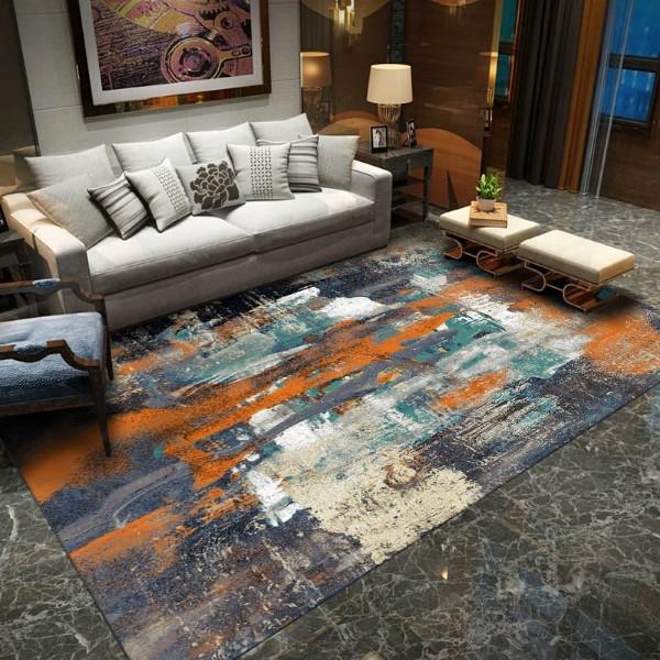 B181-客厅块毯-威尔顿地毯