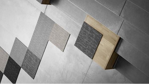 耐磨阻燃方块地毯--提升办公空间美感的好伙伴~
