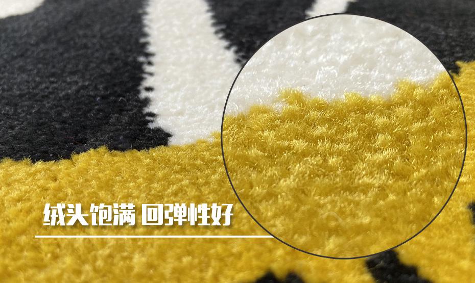 武术地毯绒头饱满回弹性好