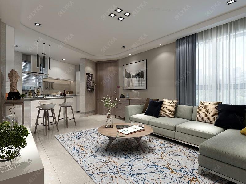 家装地毯 尼龙印花 钻石地毯