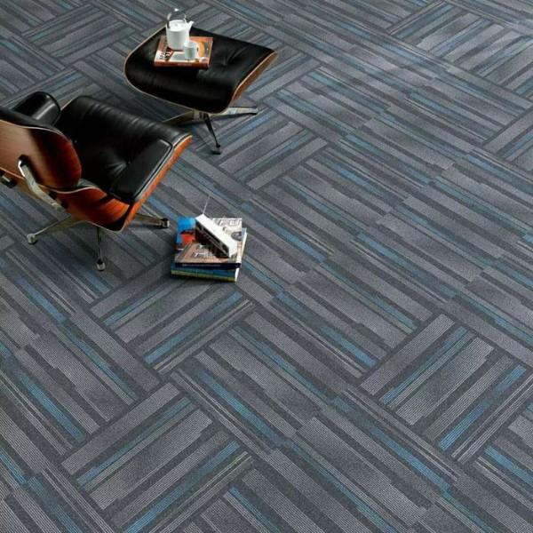 钻石地毯 时尚方块地毯 办公室地毯
