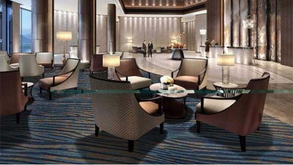 酒店地毯如何安装才经济?