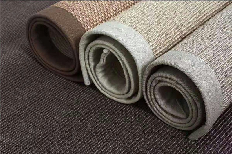 剑麻地毯卷材