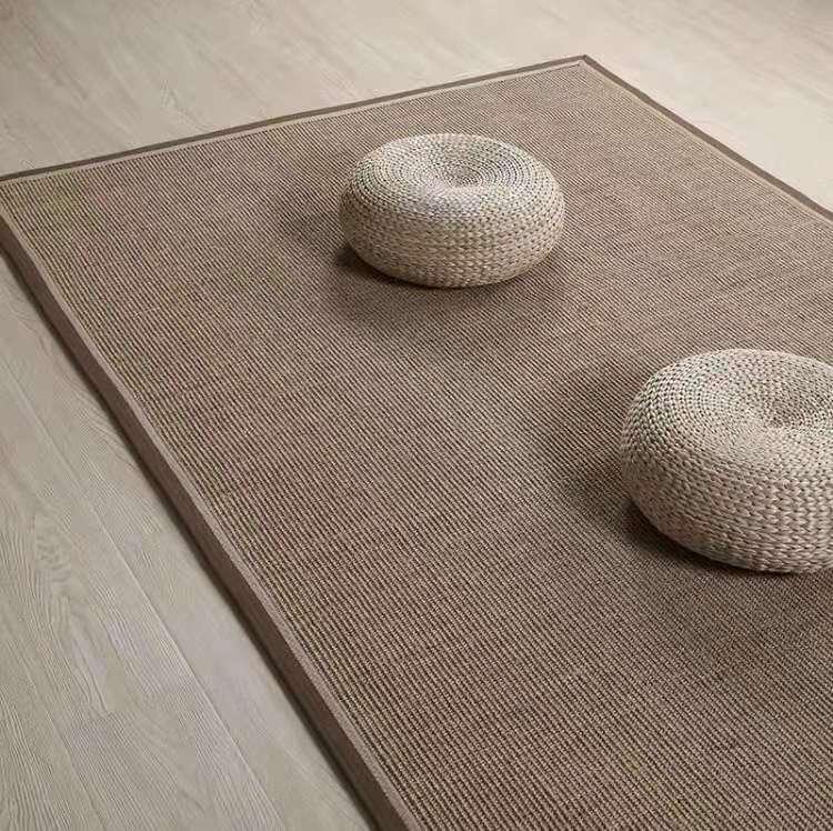 剑麻地毯 禅意 新中式地毯