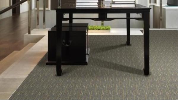 钻石地毯--酒店地毯、办公室地毯、家用地毯铺设方法小科普