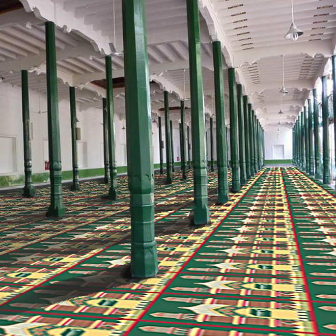 钻石地毯 清真寺地毯