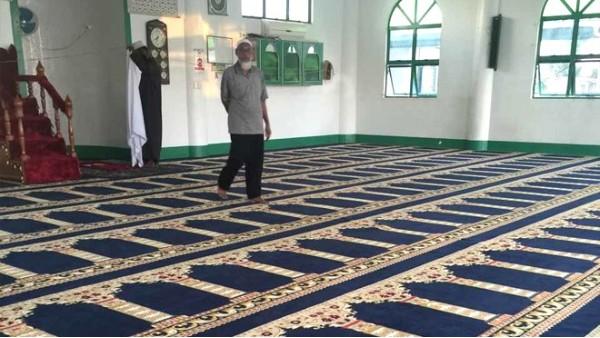 你知道朝圣时,穆斯林信徒必不可少的神器是什么吗?
