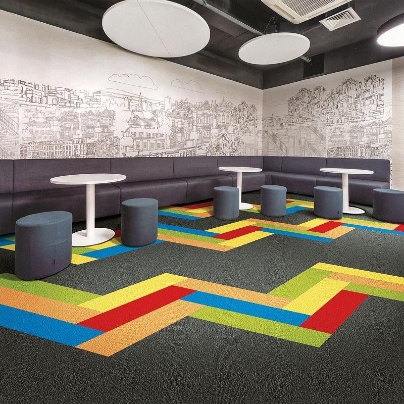 办公室地毯 方块地毯 地毯