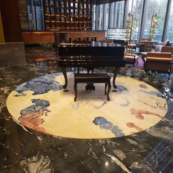 手工地毯 大堂地毯