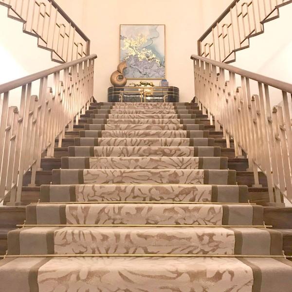 SG85825-楼梯-手工地毯