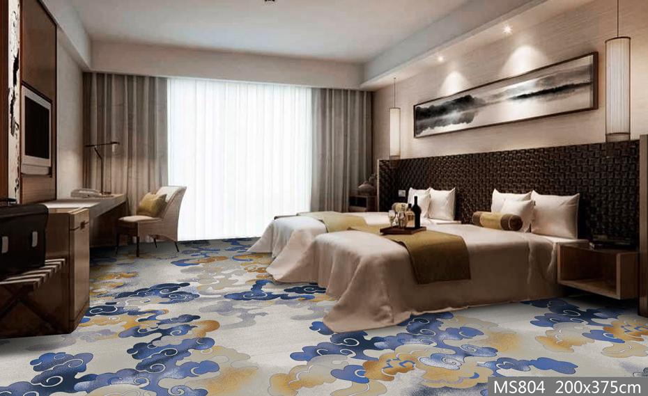 MS804酒店地毯 客房地毯