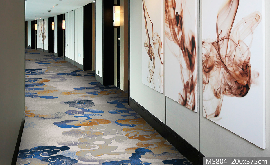 MS804酒店地毯 走道地毯