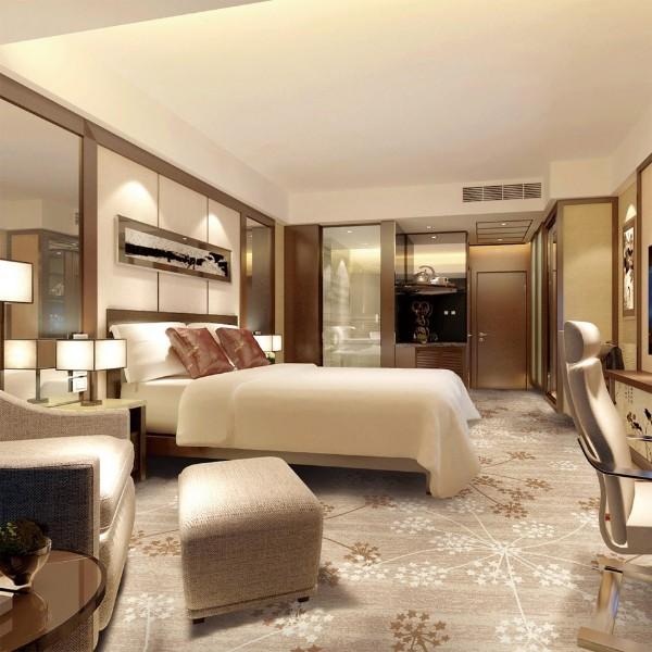 Y8011-H8-客房地毯-尼龙印花地毯