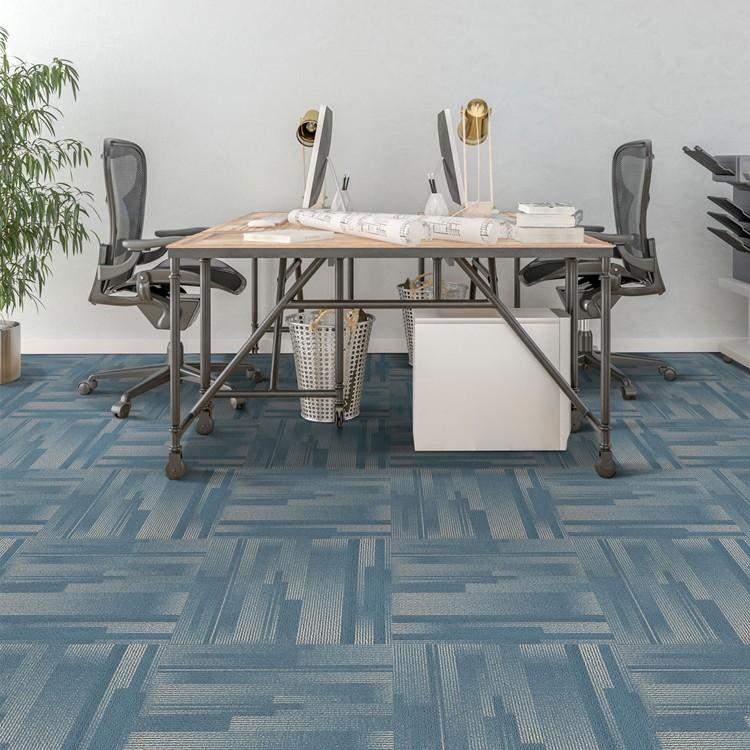 丙纶方块地毯 办公室地毯