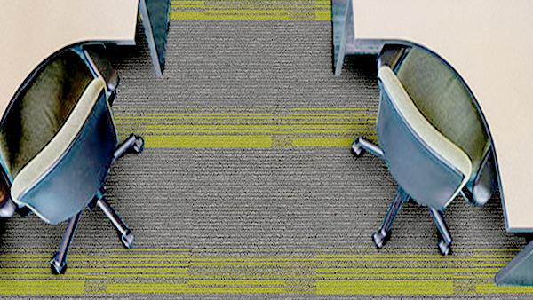钻石地毯浅析为何拼块地毯是办公室地毯的重要选择?