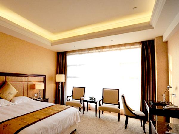 湖滨饭店定制酒店地毯案例