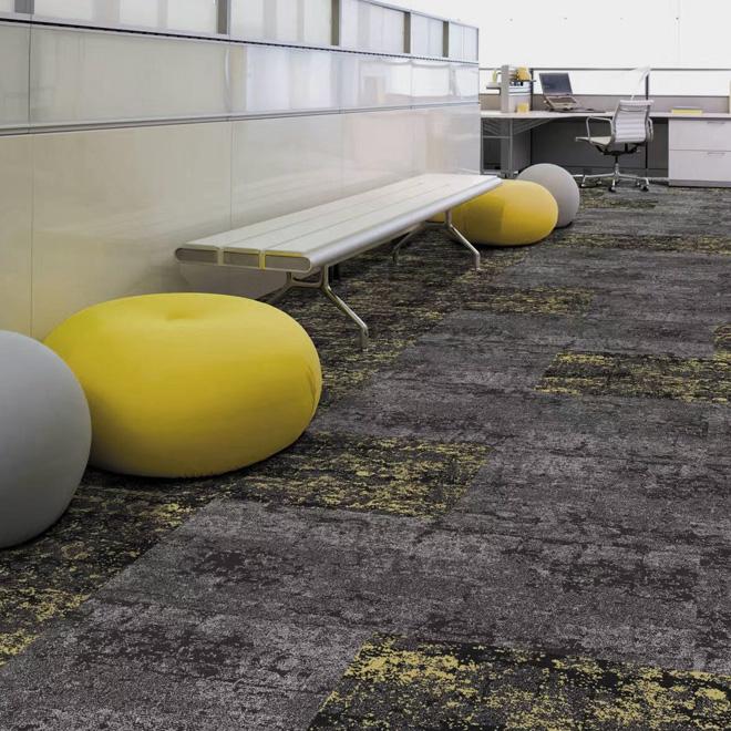 钻石地毯 办公室地毯 办公地毯 方块毯