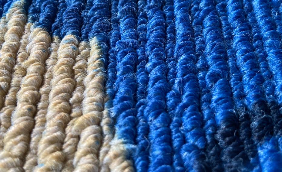 MQT804圈绒印花毯面