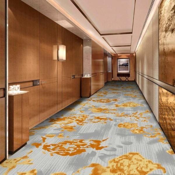 酒店地毯走道地毯-高清印花地毯-MS1002