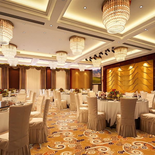 S1109 宴会厅地毯 餐厅地毯 阿克明斯特地毯