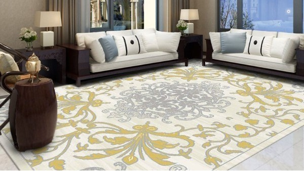 钻石地毯--想让爱家生动又时尚,一块家装地毯就可以啦!